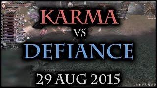 PWI - Karma vs. Defiance 8/29/2015