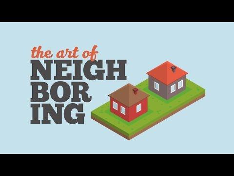 """Art of Neighboring - """"The Poor"""" - 4/22/2017"""
