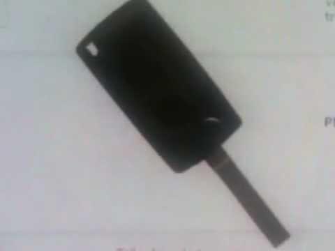 Citroen 2 Button Flip Key C2 & C3 (649086)