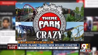 Theme Park Crazy on WCPO-TV Cincinnati, Ohio (WE MADE THE NEWS!)