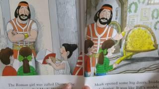 ERIN-Oxford Reading Tree Stage 7 #Roman Adventure