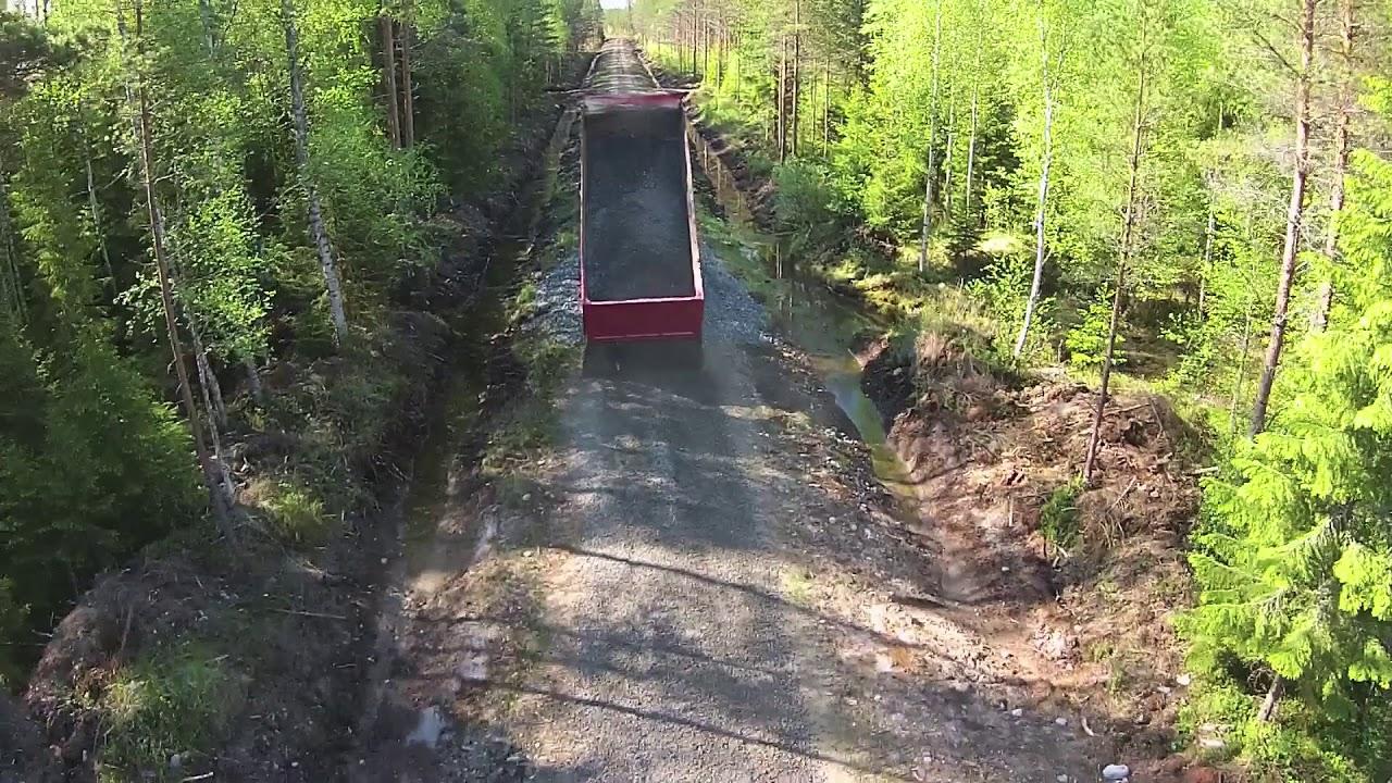 Metsäautotien Perusparannus Hinta