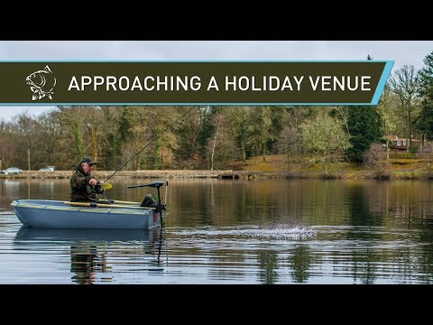 CARP FISHING - Approaching a holiday venue with Steve Briggs