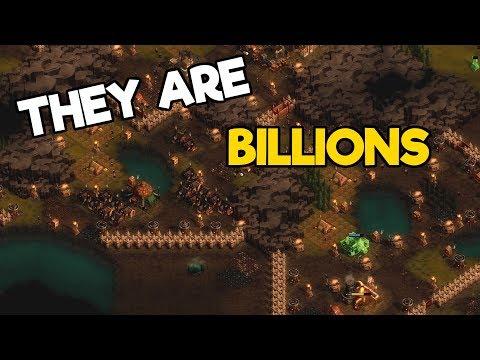 They Are Billions Gameplay #21 - New Update! Thanatos + Mayors!