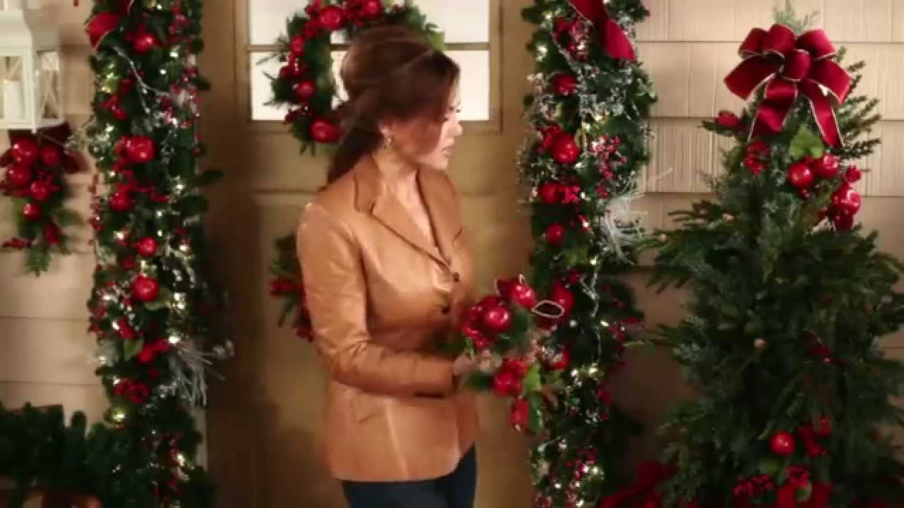 Christmas Door Decorating Ideas Youtube