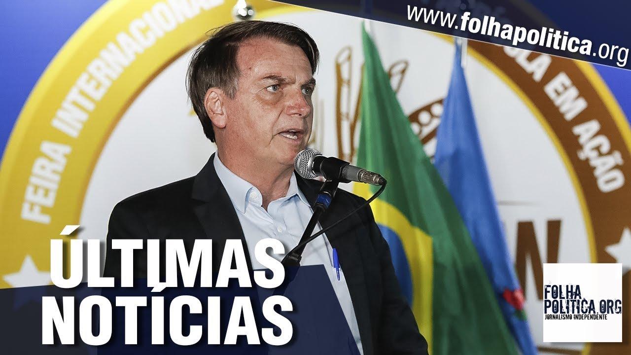 Últimas notícias do Governo Bolsonaro: Previdência, Entrevista, Burocracia, Agrishow, Paulo Guedes