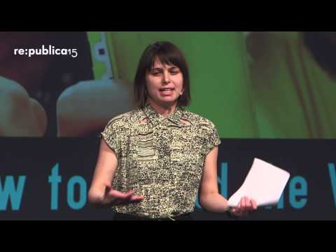 re:publica 2015 – Michelle Thorne: Web Literacy: How Wield the Web on YouTube