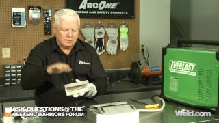 Welding Stainless Steel With Quicktig Welding Solution | TIG Time