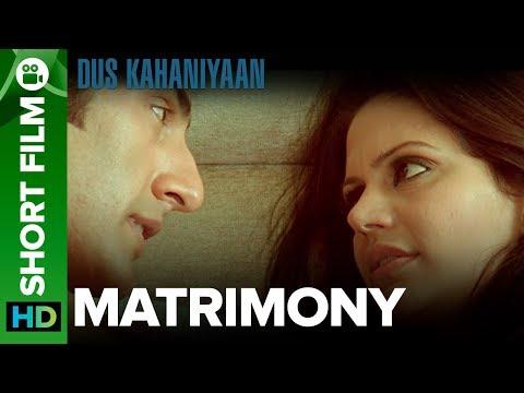Matrimony | Short Film | Arbaaz Khan, Mandira Bedi & Sudhanshu Pandey thumbnail
