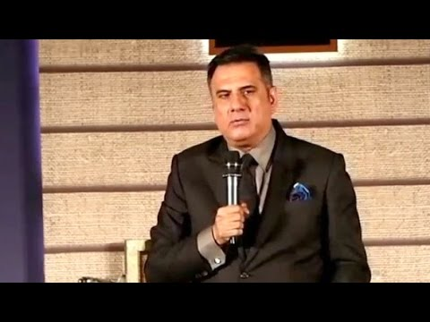 Boman Irani's Interview at Blenders Pride Cultivated Palate Event