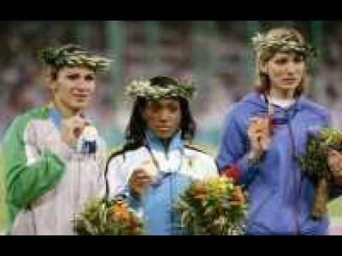 Athens 2004 Women 400m Final Olympics