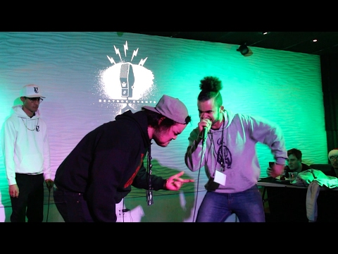Kindo vs Casper / Semifinals - L.A. Beatbox Battle 2016