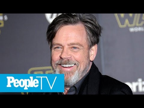 Why Mark Hamill Was Shocked By Star Wars: The Force Awakens | PeopleTV | Entertainment Weekly