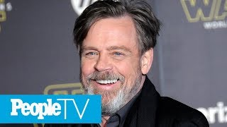 Why Mark Hamill Was Shocked By Star Wars: The Force Awakens | PeopleTV | Entertainment Weekly thumbnail