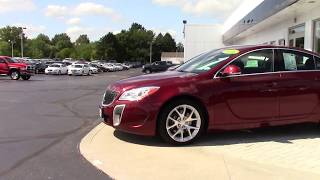 2016 BUICK REGAL - Used Car For Sale - Akron, Ohio