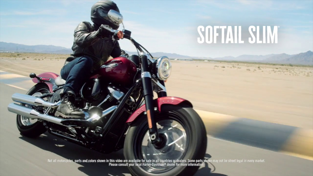 2018 Harley-Davidson Softails Overview - YouTube