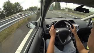 Ford Fiesta sport 1.6 onboard GoPro(GoPro HD 3 Black series 1080p 50fps., 2013-09-13T06:07:27.000Z)