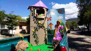 Desfile de la Primavera en Totolimispa Jalisco