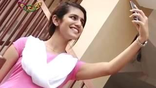 Priya Varrier Exclusive with TCV   'Oru Adaar Love' Fame Priya P Varrier with TCV