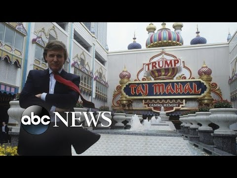 Donald Trump's Business Success: Making of a President Part 2