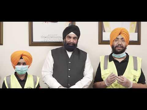 Sewa by Guru Nanak Darbar Gurudwara Dubai – Chartering special flights to Punjab during COVID-19(P)