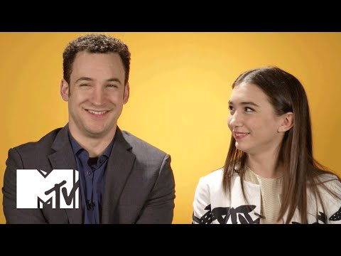 'Girl Meets World' Stars Ben Savage & Rowan Blanchard Talk 'Boy Meets World' Loose Ends  MTV