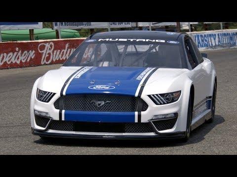 2019 Ford NASCAR Mustang