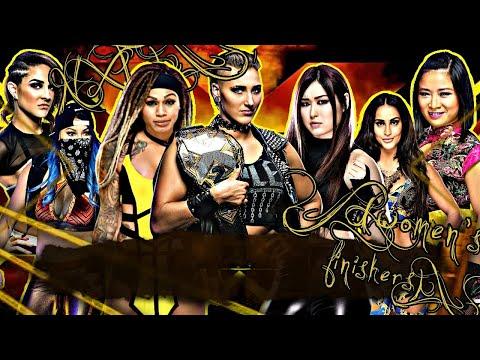 NXT Women's Finishers [By Bella Butterfly]