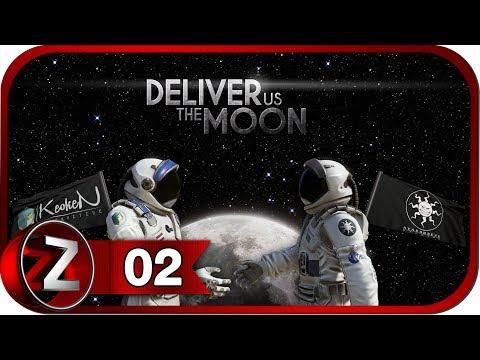 Deliver Us The Moon ➤ Произошло ЧП ➤ Прохождение #2