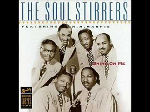 The Soul Stirrers:  Never Turn Back