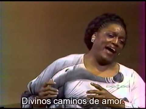 Jessye Norman - Les Chemins de l'amour (Poulenc)