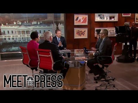 Panel: Russia Investigation Turning Into 'Muzak' (Full) | Meet The Press | NBC News