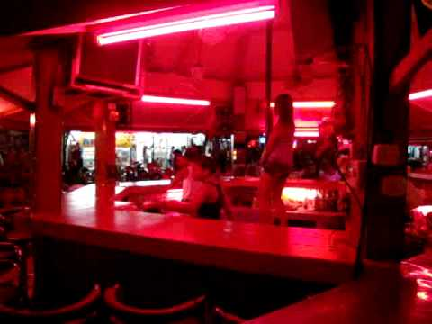 Thailand Beer Bar Girls – Koh Samui, Lamai Beach Road Jul. 2012