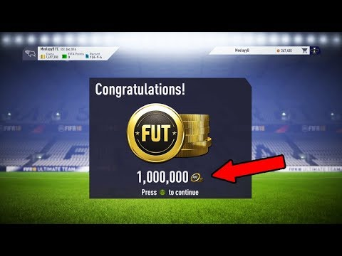 Make UNLIMITED COINS doing this FIFA TRICK! (FIFA 18)