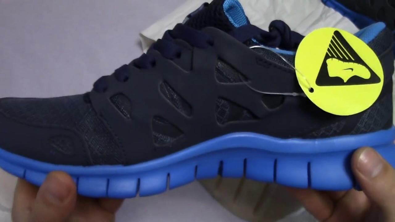 Кроссовки Nike Free Run 2 из Китая (aliexpress).