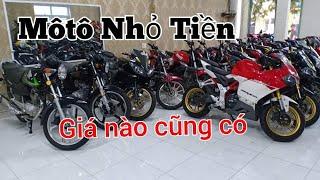 Xã Máy Dòng Moto Giá Rẻ Từ 14 Đến 35 Triệu Có Xe Ngon Chơi | Mỹ Motor