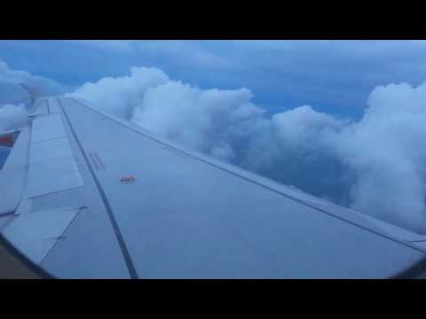 Jetstar Airways Flight JQ417 Gold Coast Queensland to Sydney Australia Take Off & Landing 21.03.2017