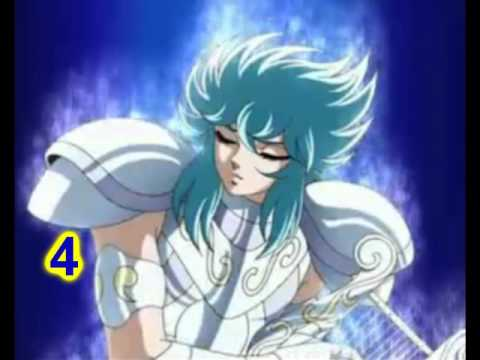 TOP10 SAINT SEIYA MUSIC
