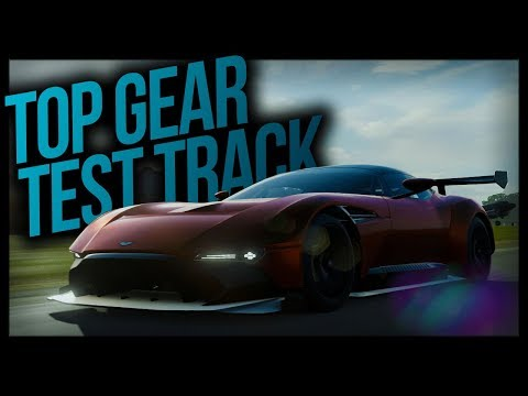Forza Motorsport 7 | Top Gear Test Track Gameplay!