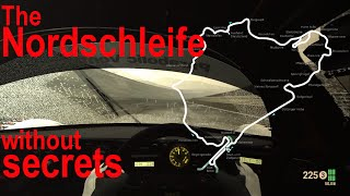 Racing games: the Nordschleife explained.