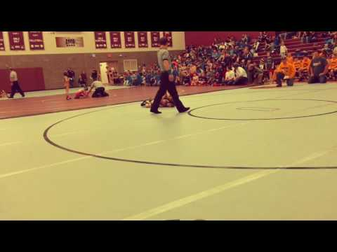Dresden-MN 2016 Team Districts: Double Arm Bar