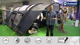 Outwell® Denver 4 tent
