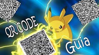 Pokemon oras QR CODES inyectar pokemons GUIA EN ESPAÑOL