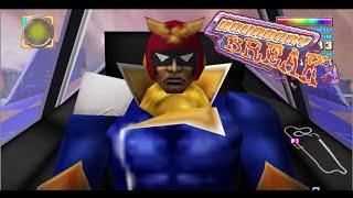 Boundary Break: F-Zero GX