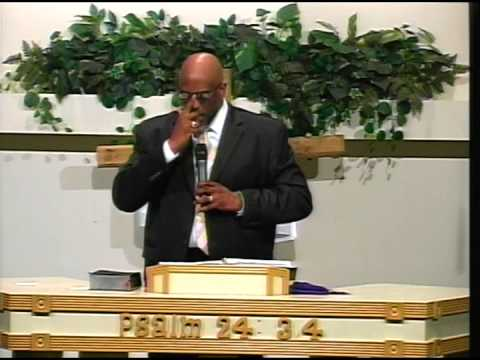 Claiming Your Complete Spiritual Victory - 5.22.15 - West Jacksonville COGIC - Bishop Hall Sr.