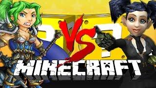 Minecraft | WoW LUCKY BLOCK CHALLENGE | LEGION BATTLES!!
