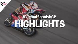 Red Bull Virtual Grand Prix of Spain Highlights   #VirtualSpanishGP🇪🇸