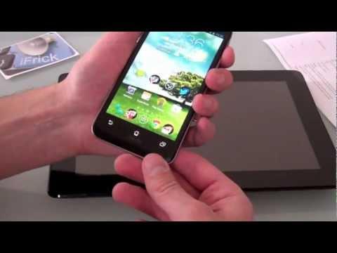 Test Asus Padfone 2 - Das schnellste Smartphone