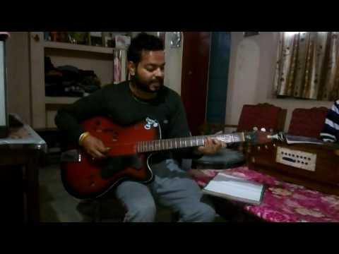 Sanson ki jarurat hai jaise | Guitar Chord with Strumming Pattern - Ashish Arya |