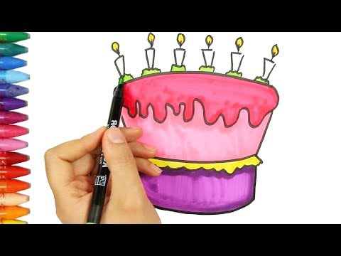 Bagaimana Menggambar Dan Warna Pancake Cara Menggambar Dan